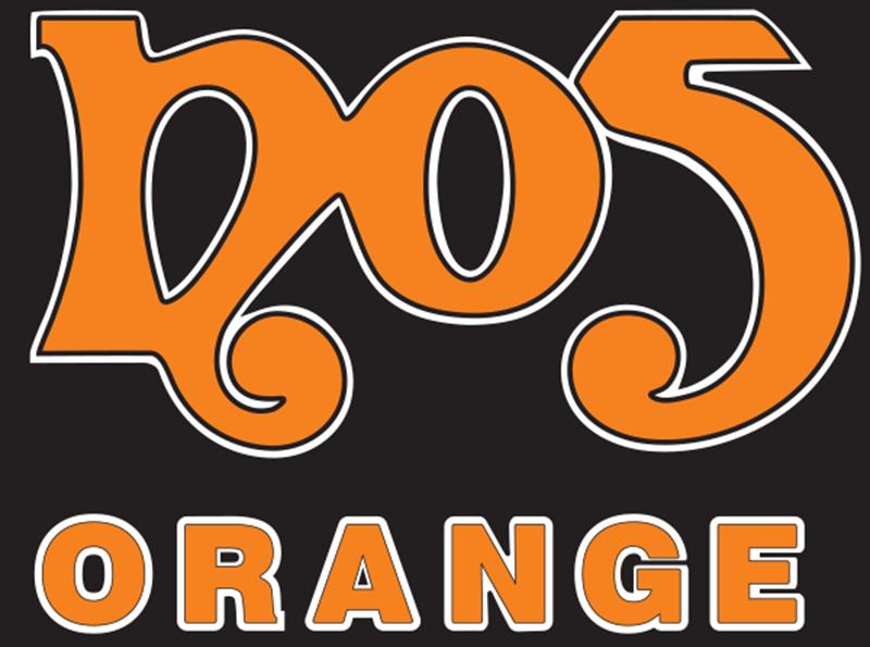 No5 Orange