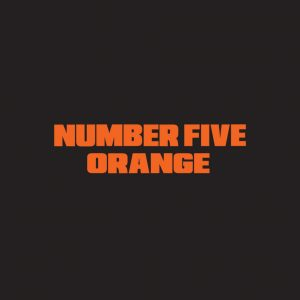 No5 Orange Shop Collections Sleeve