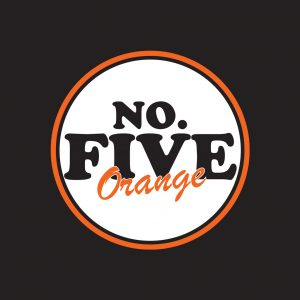 No5 Orange Shop Collections Vintage